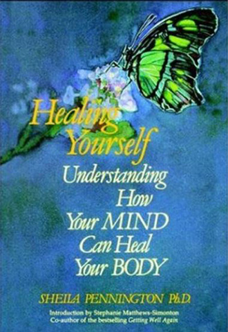 Book cover image of Healing Yourself Understanding how your MIND can heal your BODY by author Sheila Pennington PhD - click to be directed to the Amazon page for this book.