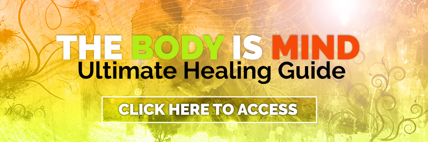 TheBodyIsMind Ultimate Healing Guide Button Header Image
