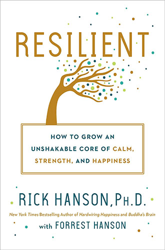 Rick Hanseon PhD Resilient Book Cover